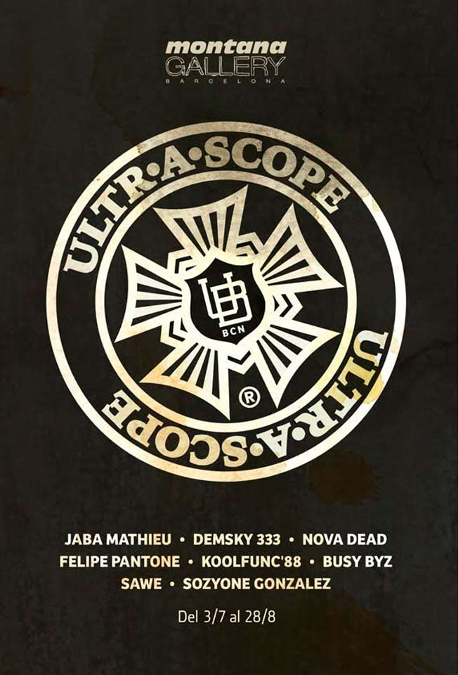 "ULTRABOYZ ""Ultrascope"""