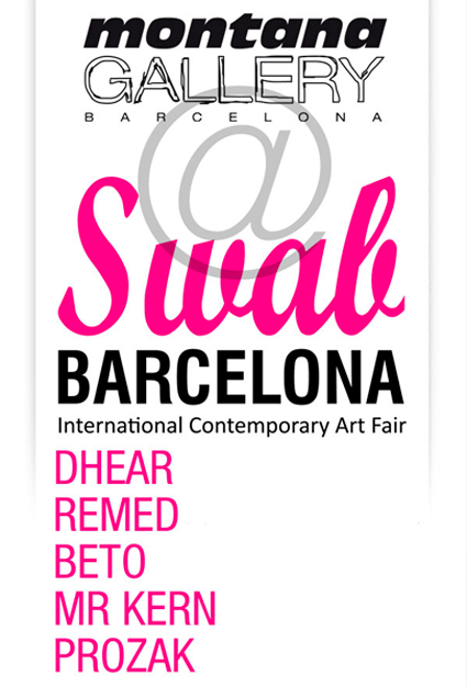 SWAB International Art Fair Barcelona