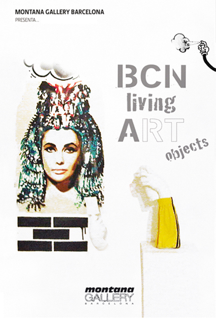 Bcn living ART objects